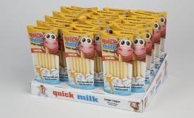 Quick Milk Straws
