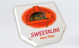 sweetalini party pizza
